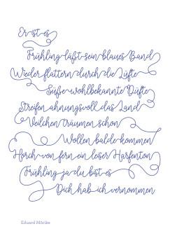 Karte Blau_Gedicht